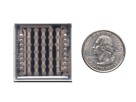 Moduł - Matryca LED 8x8 - czerwony - Led 3mm - wspólna Anoda