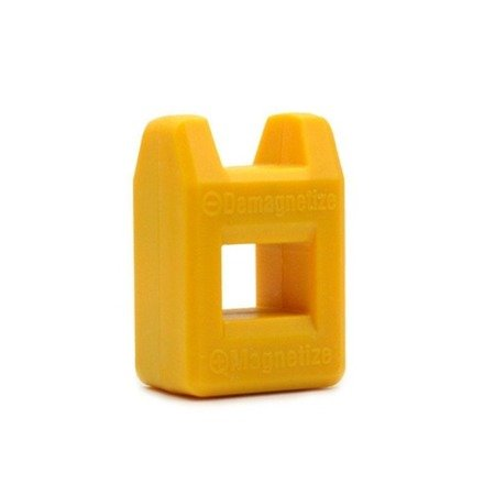 Magnetyzer / demagnetyzer do śrubokrętów, wkrętaków i bitów