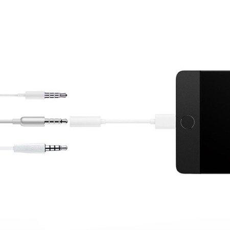 Adapter USB Typ-C na mini Jack 3,5 mm - przejściówka sygnału audio