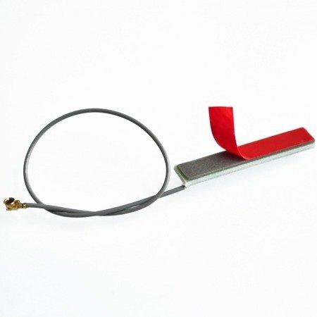 Antena sygnału GSM/GPRS/3G - 3dbi - 880/1800MHz - złącze IPEX (U.FL)