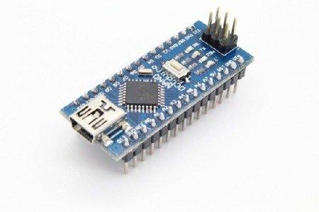 NANO V3.0 16MHz USB - ATmega328P - CH340 - Klon - kompatybilny z Arduino