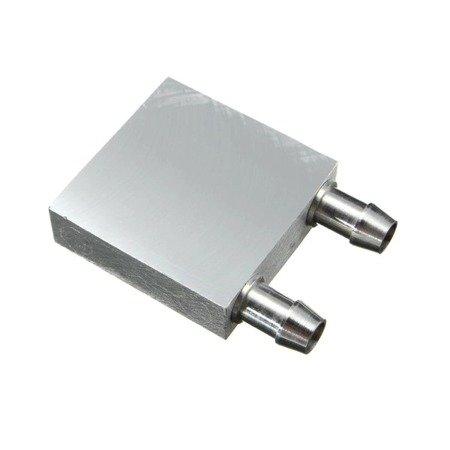 Blok wodny do chłodzenia 40x40 - CPU - GPU - ogniwa Peltiera - Radiator wodny