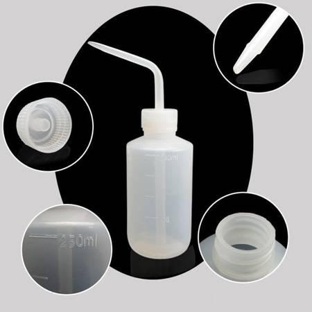 Butelka LDPE 250ml - punktowy dozownik płynów