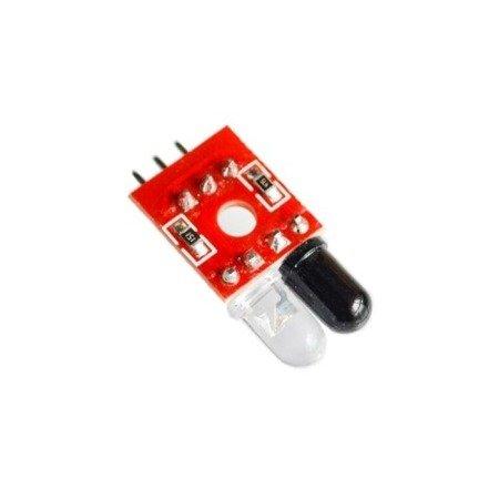 Czujnik odbiciowy - 15x14mm - do arduino, robotów
