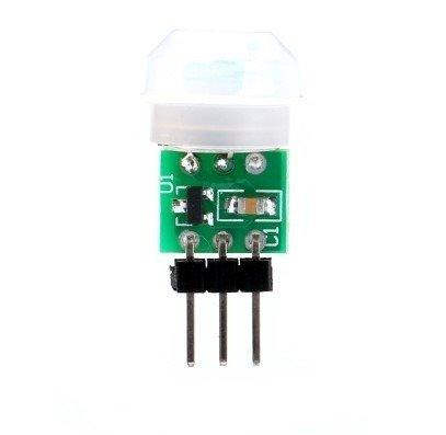 Czujnik ruchu PIR - AM312 - detektor ruchu do Arduino