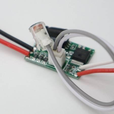Czujnik zmierzchu niskonapięciowy do oświetlenia 3-30VDC 4A - automatyczny włącznik