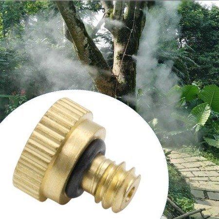 Dysza rozpylająca wodę 0.3mm niskociśnieniowa - zamgławiająca - nawilżająca