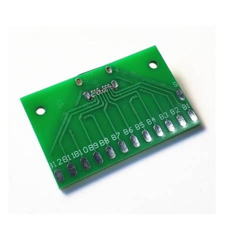 Gniazdo USB 3.1 Type-C - Płytka drukowana z gniazdem USB TYP C