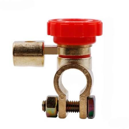 Klema hebel - wyłącznik masy akumulatora typ L - 17mm - odłącznik prądu