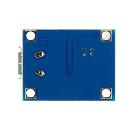 Ładowarka Micro USB 1000mA na Li-pol 1S (3,7V) - TP4056
