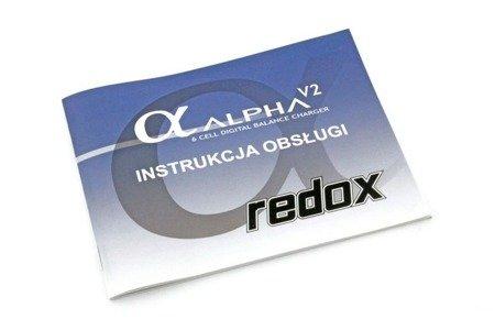 Ładowarka z Balanserem - Cyfrowa - REDOX ALPHA V2 - 5A/50W