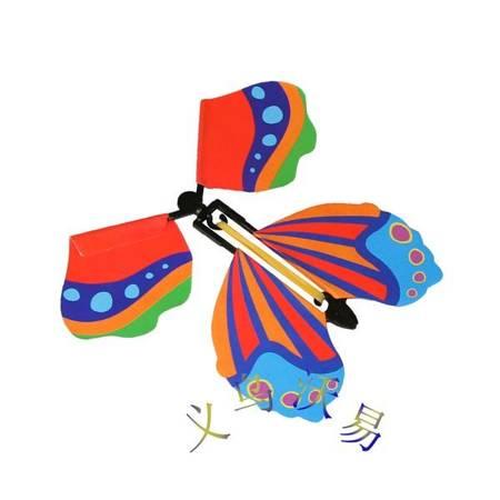 Latający motyl - zabawka dla dzieci - magiczny motylek