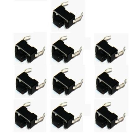 Mikrostyk TACT 3x6x5mm - mikroswitch - 10 szt