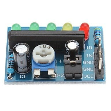 Moduł KA2284 wskaźnik poziomu dźwięku, naładowania baterii lub innych parametrów
