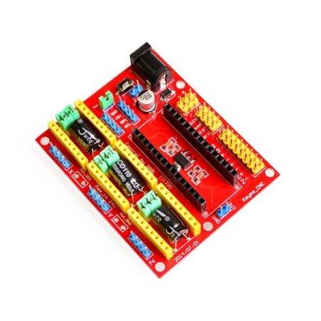 Moduł do grawerowania CNC V4 - Shield Do Arduino NANO