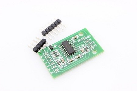 Moduł miernik nacisku HX711 - moduł wagi / tensometru - ARDUINO