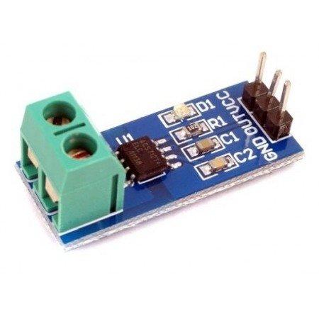 Moduł pomiaru prądu ACS712 - 30A - czujnik / sensor prądu - ARDUINO
