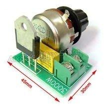 Moduł regulator MOCY AC do 3000W - maksymalnie 3kW