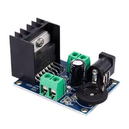 Moduł wzmacniacz mocy audio TDA7297 - 2x15W - 6-18V DC - HW-059