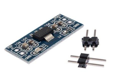 Moduł zasilania AMS1117 - 5V 800mA - Arduino