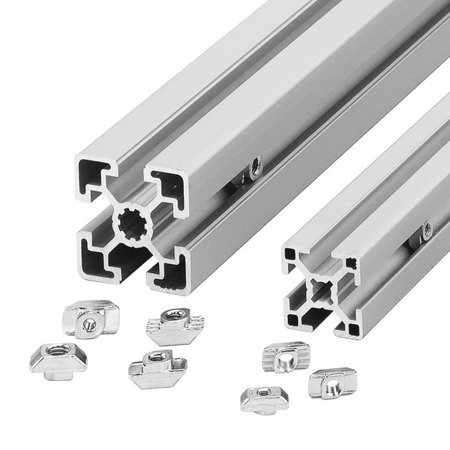 Nakrętka młoteczkowa T M3 do profili aluminiowych 2020 - 10 szt - TSLOT, T-NUT, TNUT