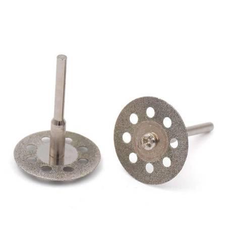 Ośka do piły tarczowej 3.0 mm - trzpień mocujący tarczę 2mm - Dremel, szlifierka