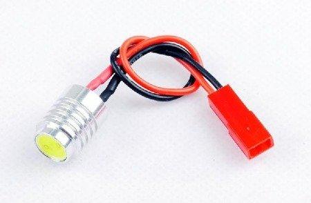 Oświetlenie - super jasna - Czerwona lampa LED 1,5W -  oświetlenie do drona
