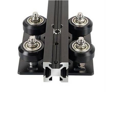 Płyta mocująca V-SLOT - Wózek do profili aluminiowych 2020 - do drukarek 3D