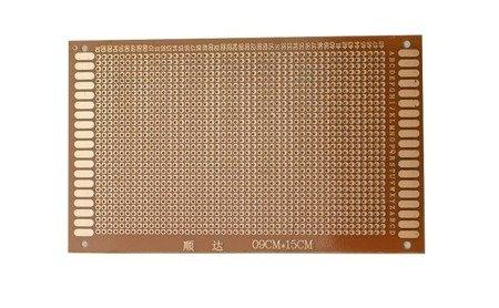 Płytka uniwersalna 90x150mm - PI03 - PCB budowa prototypów