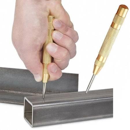 Punktak automatyczny do znakowania metalu - drewna - znacznik