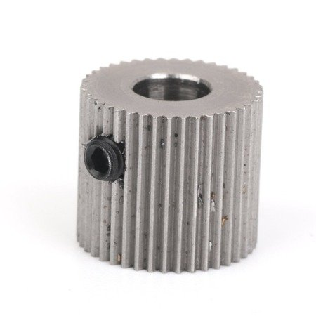 Radełko Ekstrudera 40 zębów - oś 5mm - typ 2 - Drukarka 3D RepRap