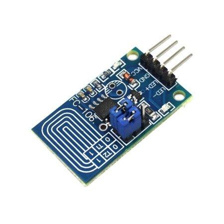 Sterownik LED - Dotykowy regulator PWM - 2.4-5V - 500mA - ściemniacz