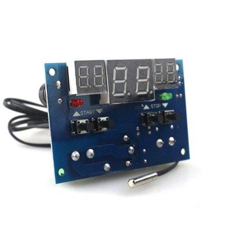 Termostat Cyfrowy - Inteligentny Regulator Temp. z czujnikiem W1401 - moduł
