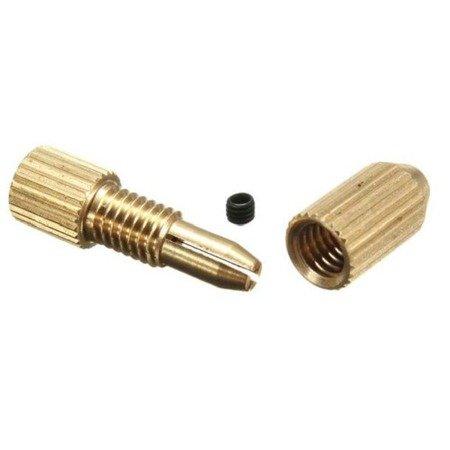 Uchwyt do Mini Wiertarki na wiertła od 2mm do 3.17mm - głowica wiertła na oś 2.3mm