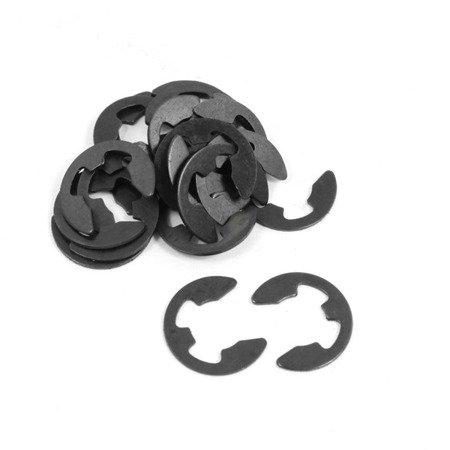 Zawleczka - E-clips - 4 mm  - spinka - seger- 10 szt